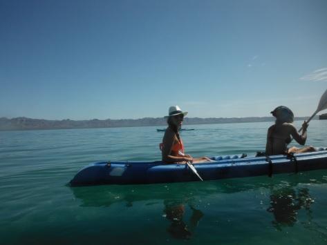Kayak Mar de Cortes
